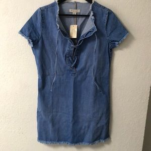 NWT Stunning Guess denim dress - size 2